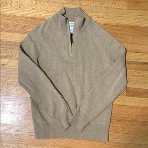 Boys j crew pullover sweater.